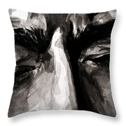 Please Tell Me This Is All A Nightmare Throw Pillow