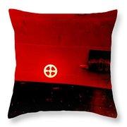 Plimsoll Line Throw Pillow