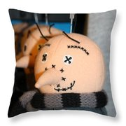 Plush Gru Throw Pillow