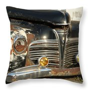 Plymouth Special Deluxe Front Throw Pillow