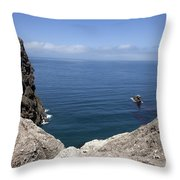 Pocket Throw Pillow