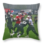 Pocket Closes On Tim Tebow Throw Pillow