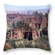 Point Imperial Throw Pillow