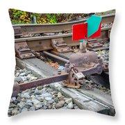 Point Indicator  7d07894 Throw Pillow