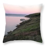 Point Reyes Sunset Throw Pillow