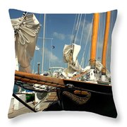 Point To The Stars  Throw Pillow