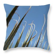 Pointy Throw Pillow