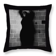 Poised For Growth Throw Pillow