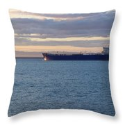 Polar Endeavour Throw Pillow