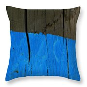 Pole Art 37 Throw Pillow
