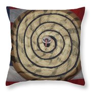 Politicians Throw Pillow