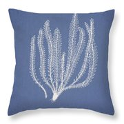 Polypodium Fuscatum Throw Pillow by Aged Pixel