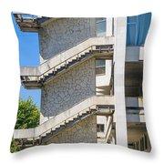 Polytechnic Institute Of Kiev Throw Pillow