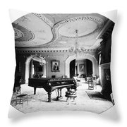 Ponce De Le�n Hotel, 1888 Throw Pillow