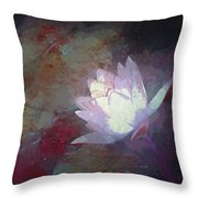 Pond Lily 32 Throw Pillow