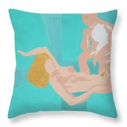 Pondered Throw Pillow