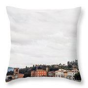 Ponte Alle Grazie Throw Pillow