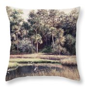Ponte Vedre II Throw Pillow