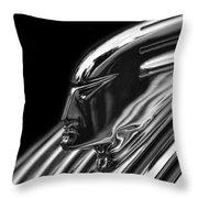 Pontiac Chief 2 Throw Pillow