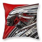Pontiac Chief 1 Throw Pillow