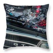 Pontiac G T O Throw Pillow