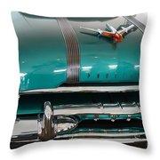 Pontiac Throw Pillow
