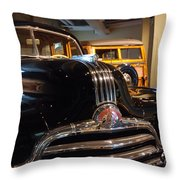 Pontiac Streamliner 1947 Throw Pillow