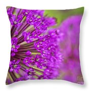 Popped Throw Pillow