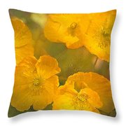 Poppy 29 Throw Pillow