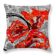 Poppy 49 Throw Pillow