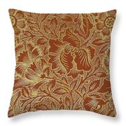 Poppy Design Throw Pillow
