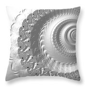 Porcelain Throw Pillow