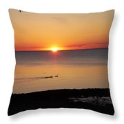 Port Austin Throw Pillow