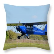 Porterfield Collegiate Throw Pillow