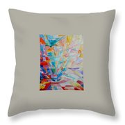 porter's vessel II Throw Pillow