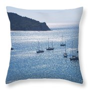 Porto Bay 4 Throw Pillow