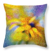 Pot Of Gold Throw Pillow by Tim Gainey