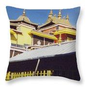 Potala Palace 1 Throw Pillow