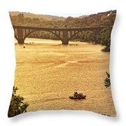 Potomac View Throw Pillow
