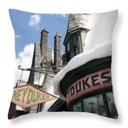 Potter Treats Throw Pillow