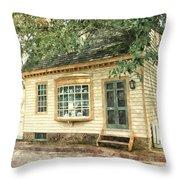 Potter's House Throw Pillow