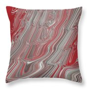 Pour It On Hot Throw Pillow