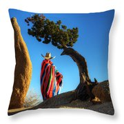 Power Of Thought 1 Throw Pillow