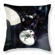 Powerhouse Throw Pillow