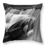 Prairie Falls Throw Pillow