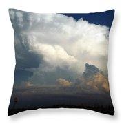 Prairie Glory Throw Pillow