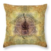 Prayer Flag 28 Throw Pillow