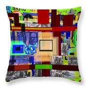 Prayer To Be Saved From The Lust Of Money 4a Throw Pillow