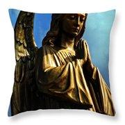 Prayers From Heaven  Throw Pillow
