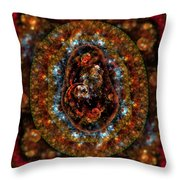 Precious And Fragile Things Throw Pillow